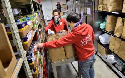 Updates at the Food Hub: Moving Forward Despite COVID-19