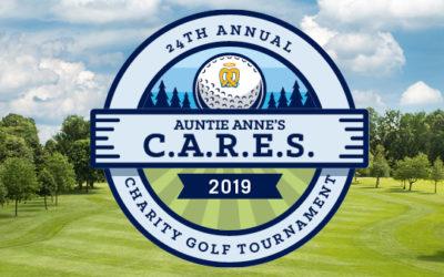 24th Annual Auntie Anne's C.A.R.E.S. Charity Golf Tournament