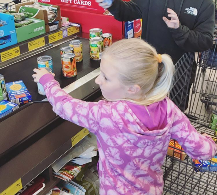 Giving Through A Game: An Easy Way to Partner with the Food Hub