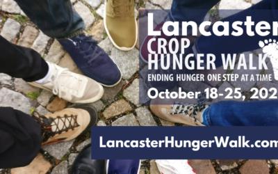 CROP Hunger Walk 2020