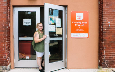 Raquel's Story: 23 years of service with the Food Hub